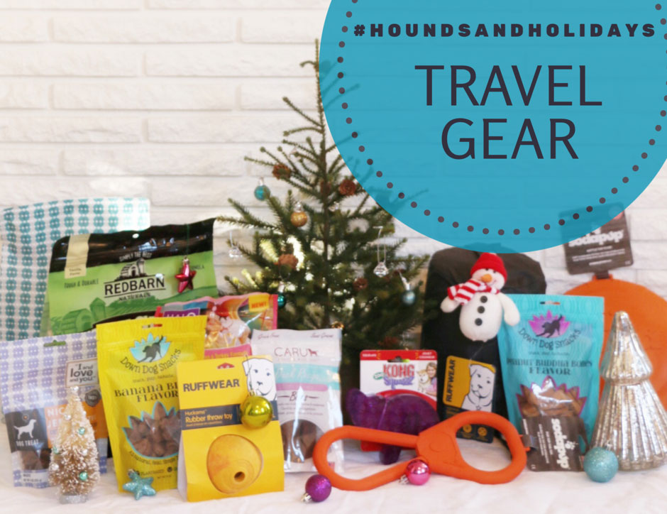 #HoundsAndHolidays Travel Gear Prize Pack